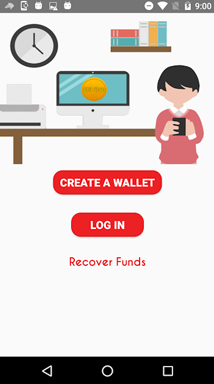 ETH Wallet Creation