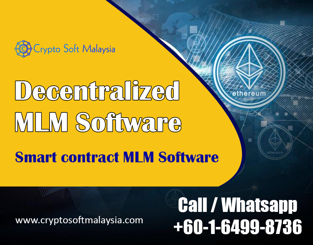 Decentralised-MLM-Software